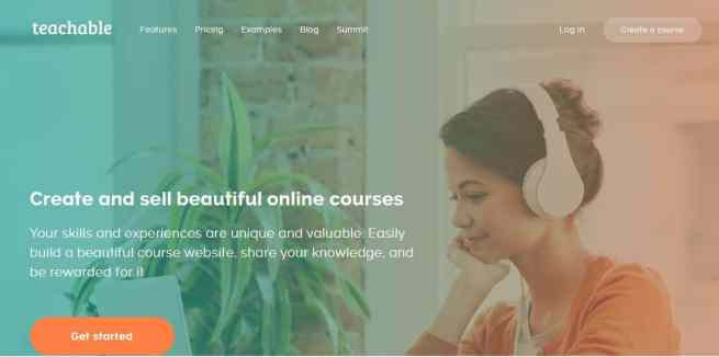 course making software