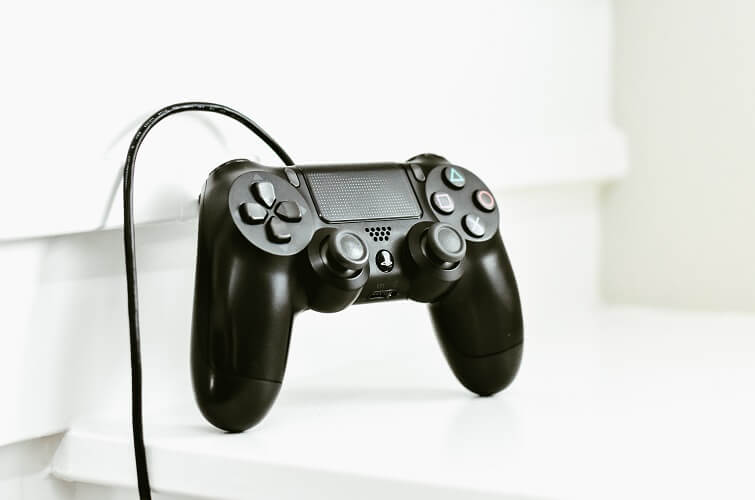 connect wired playstation dualshock controller to windows 10