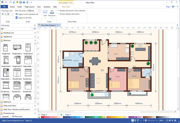 7 Efficient Blueprint Software For Home Design And