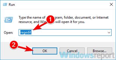 regedit folder encrypt grayed out