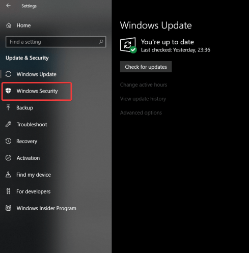 windows security Abbyy Finereader can't activate