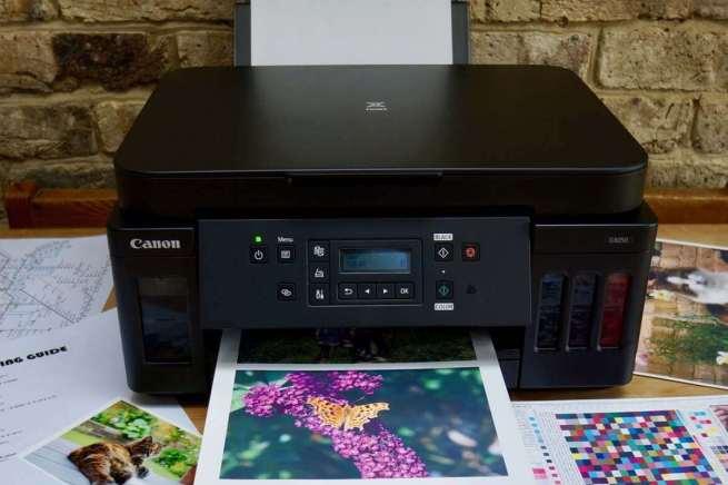 Printer error 5b00