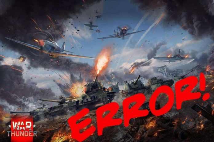 fix war thunder problems