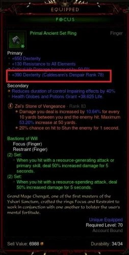 primal augmentation diablo 3