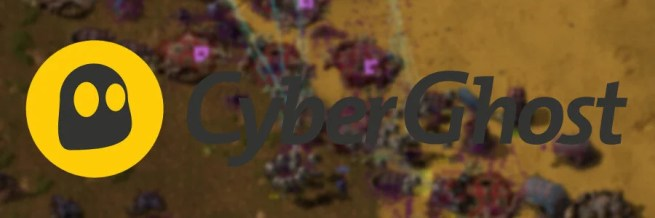 CyberGhost VPN is one of the best Factorio VPN apps