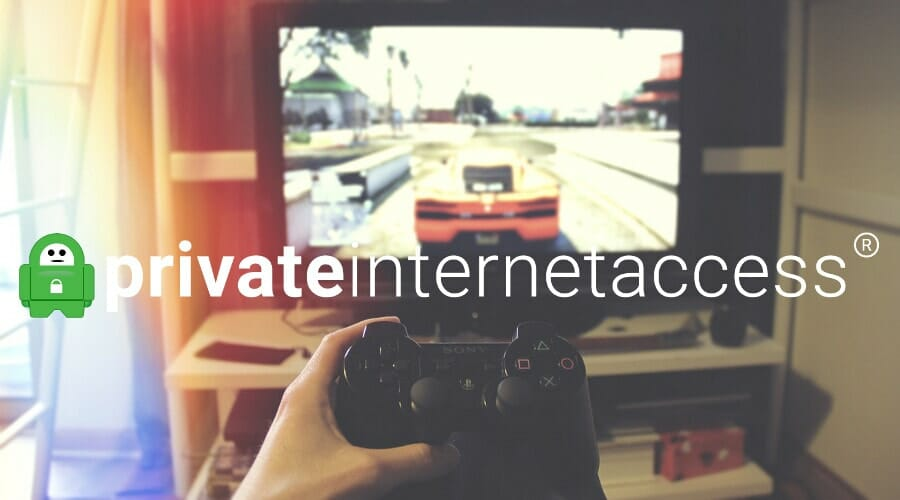 use Private Internet Access for gaming