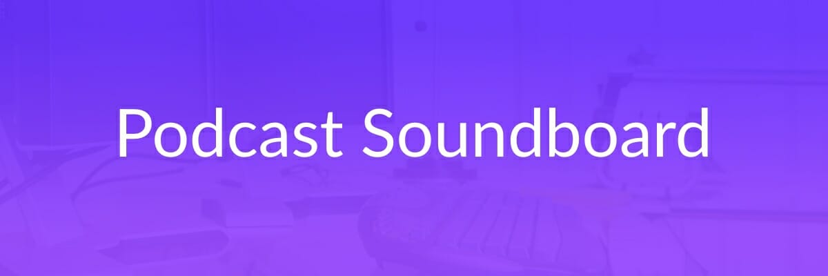 Podcast Soundboard soundboard for discord