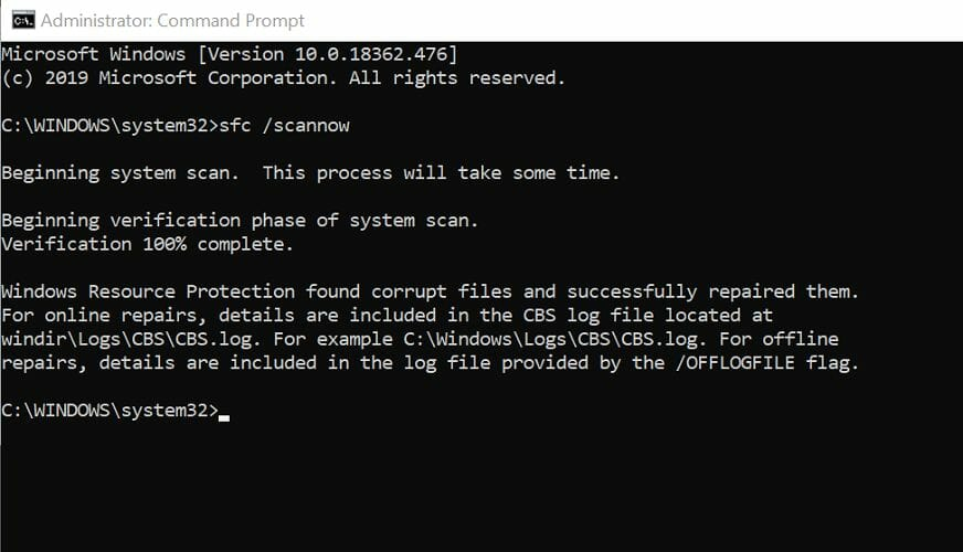 0x800f0825 permanent package cannot be uninstalled