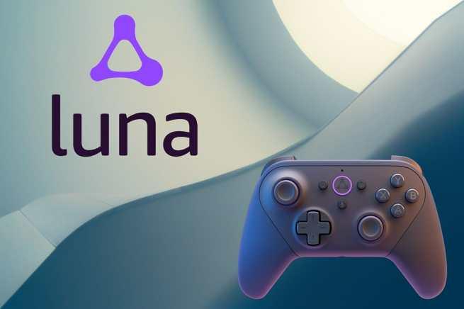 Amazon Luna goes live