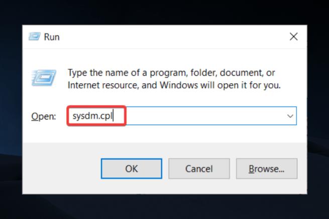 run box - system restore