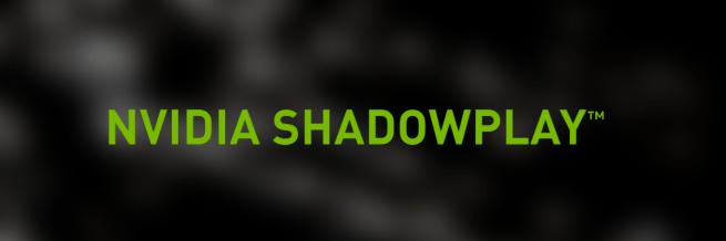 nvidia shadowplay banner