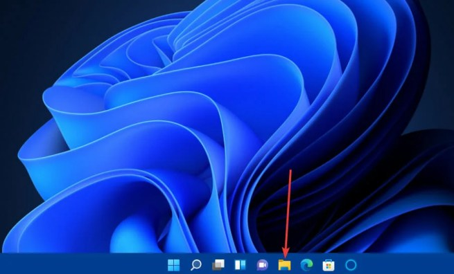 The File Explorer button windows 11 search indexing was turned off