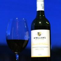 Review:  McWilliam's Cabernet Sauvignon Hilltops 2013