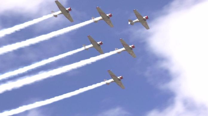 Watch Florida Worldwide Air Present takes to the sky this weekend – Google Florida News