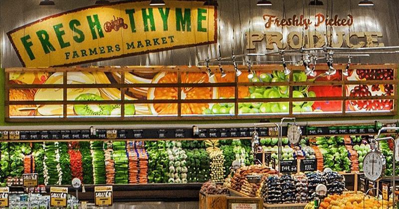 Fresh Thyme Farmers Market Chicago