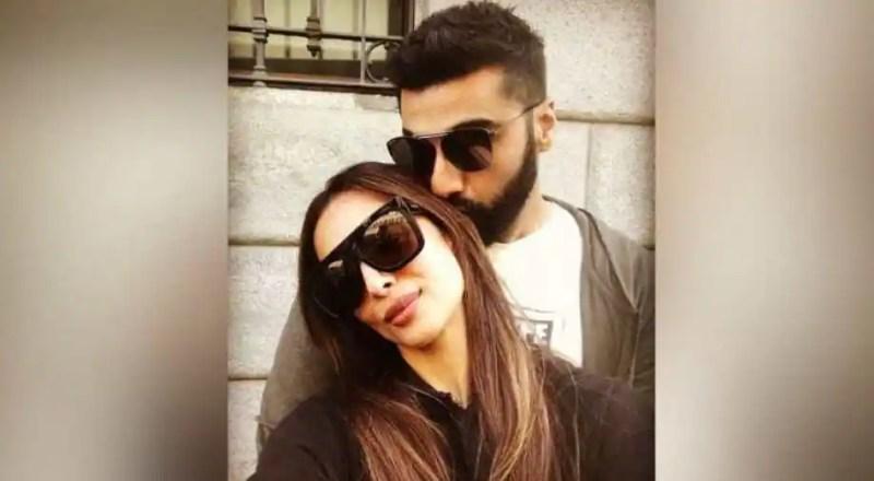 Arjun Kapoor wishes girlfriend Malaika Arora on her birthday with a kiss