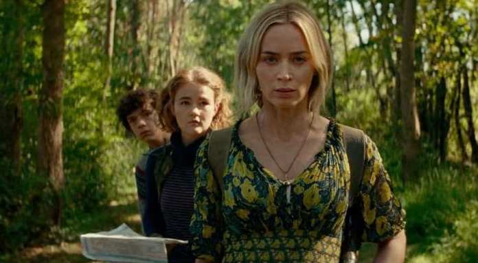A Quiet Place' third movie is in the works at Paramount, to release in  2023, Entertainment News   wionews.com