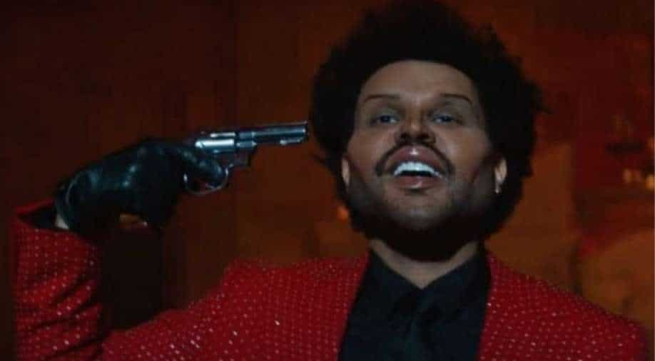 the weeknd spends 7 million