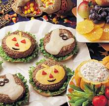 Halloween Hamburgers.Halloween Hamburgers For Kids Everything Burger