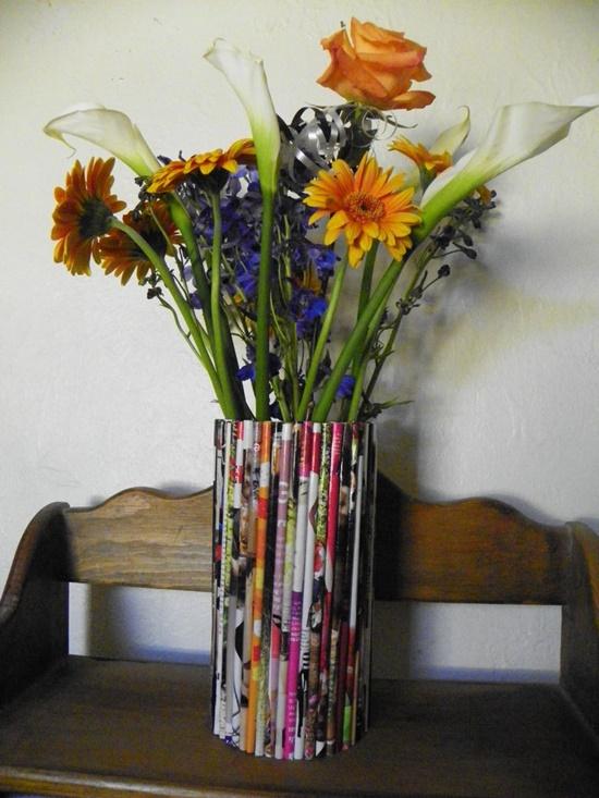 Wonderful Diy Multil Purpose Holders From Recycled Paper