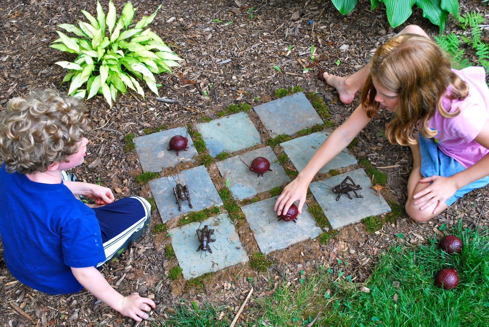 Backyard Games Toddlers