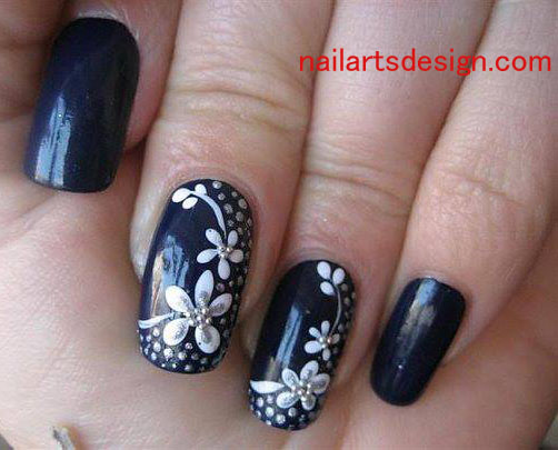 View In Gallery Nail Art 61 The Very Best Diy Designs All Free