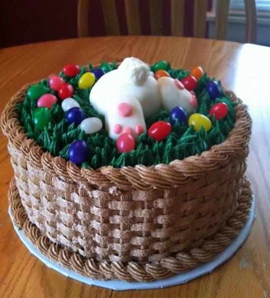 Cakes Home Make Easter