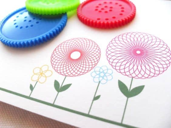 Sensational Patterns 11 Spirograph Crafts For Grown Ups