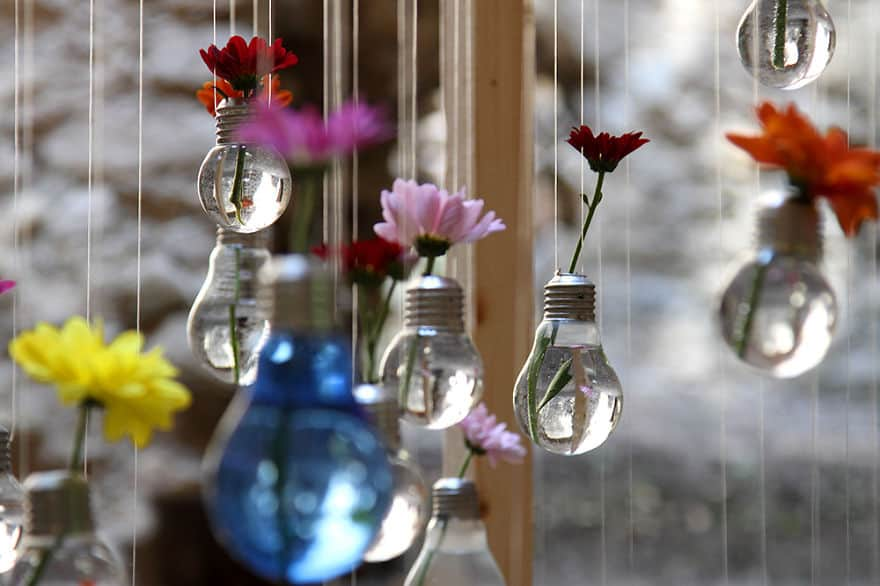 Miniature Bulbs Light Crafts