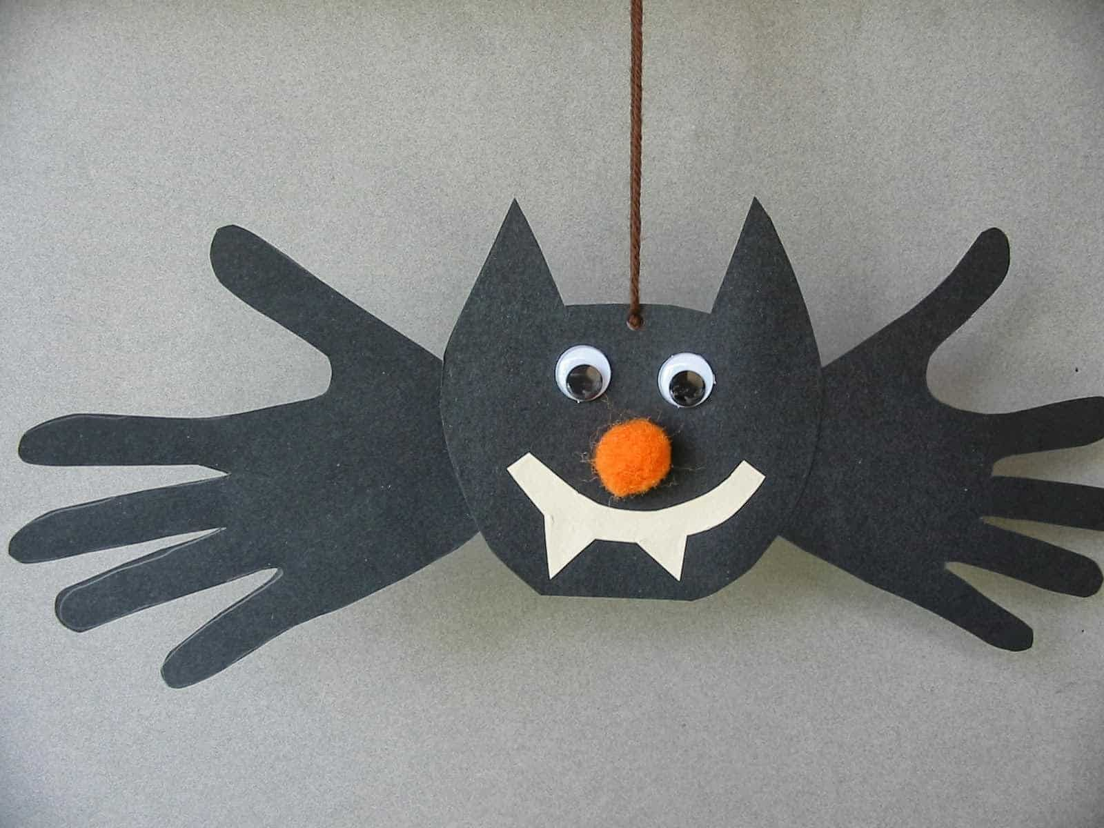 15 Fun Bat Themed Crafts For Kids