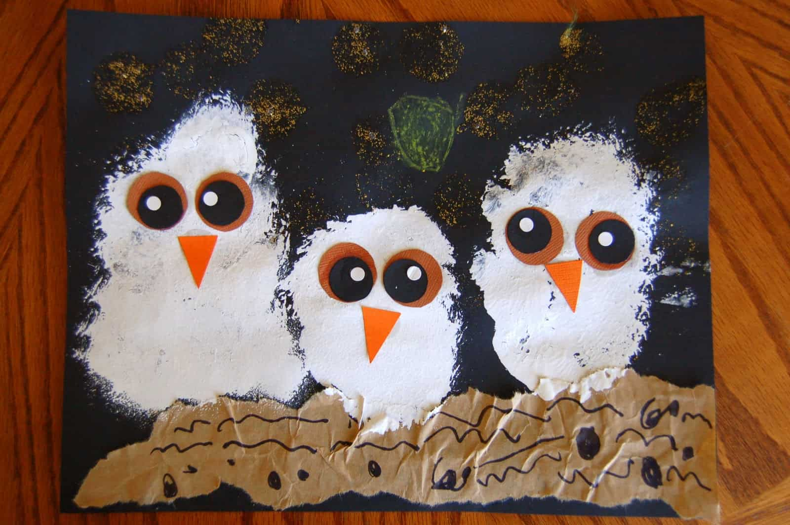 15 Bright Eyed And Adorable Owl Themed Crafts For Everyone