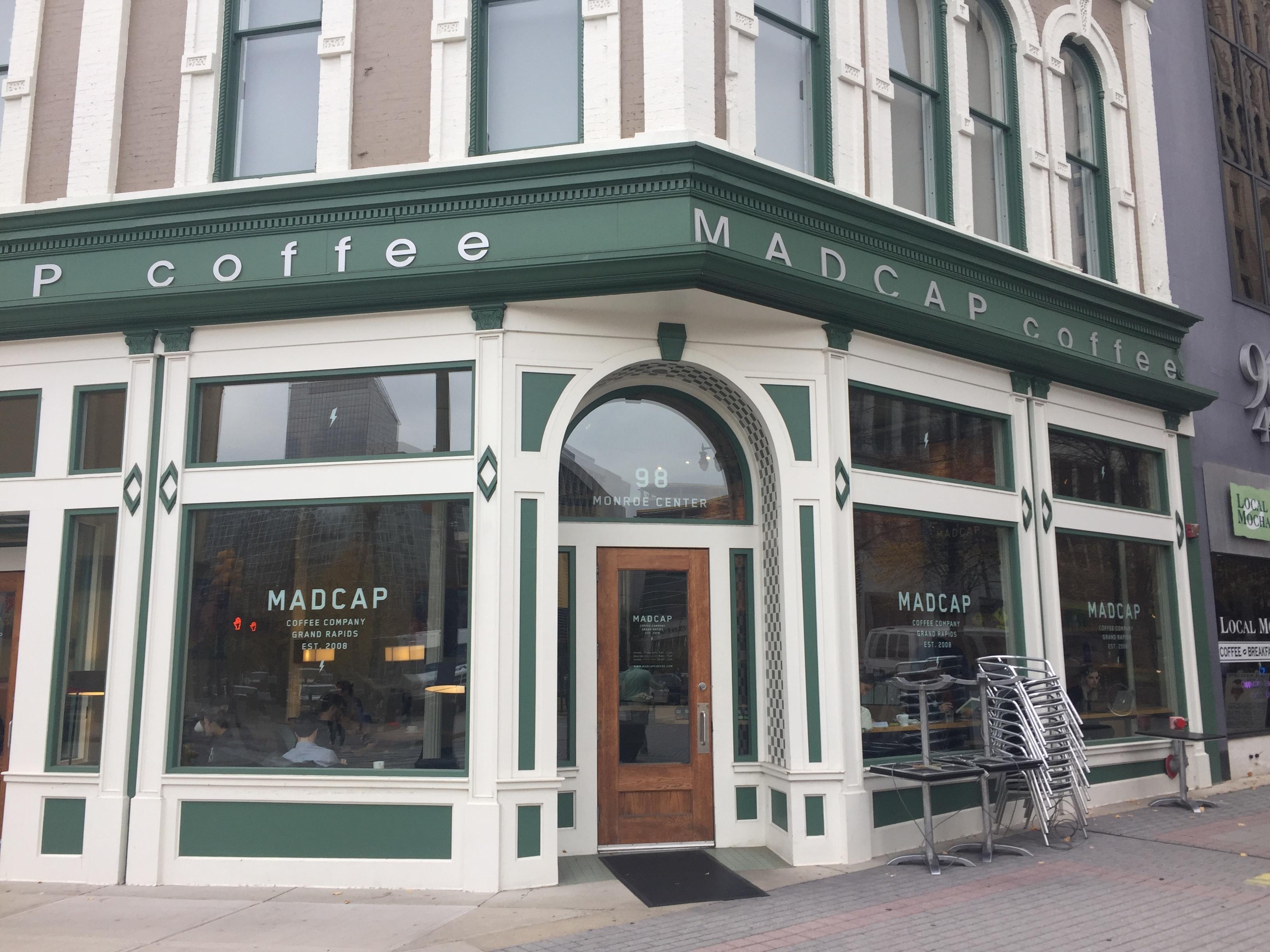 Madcap Coffee In Grand Rapids