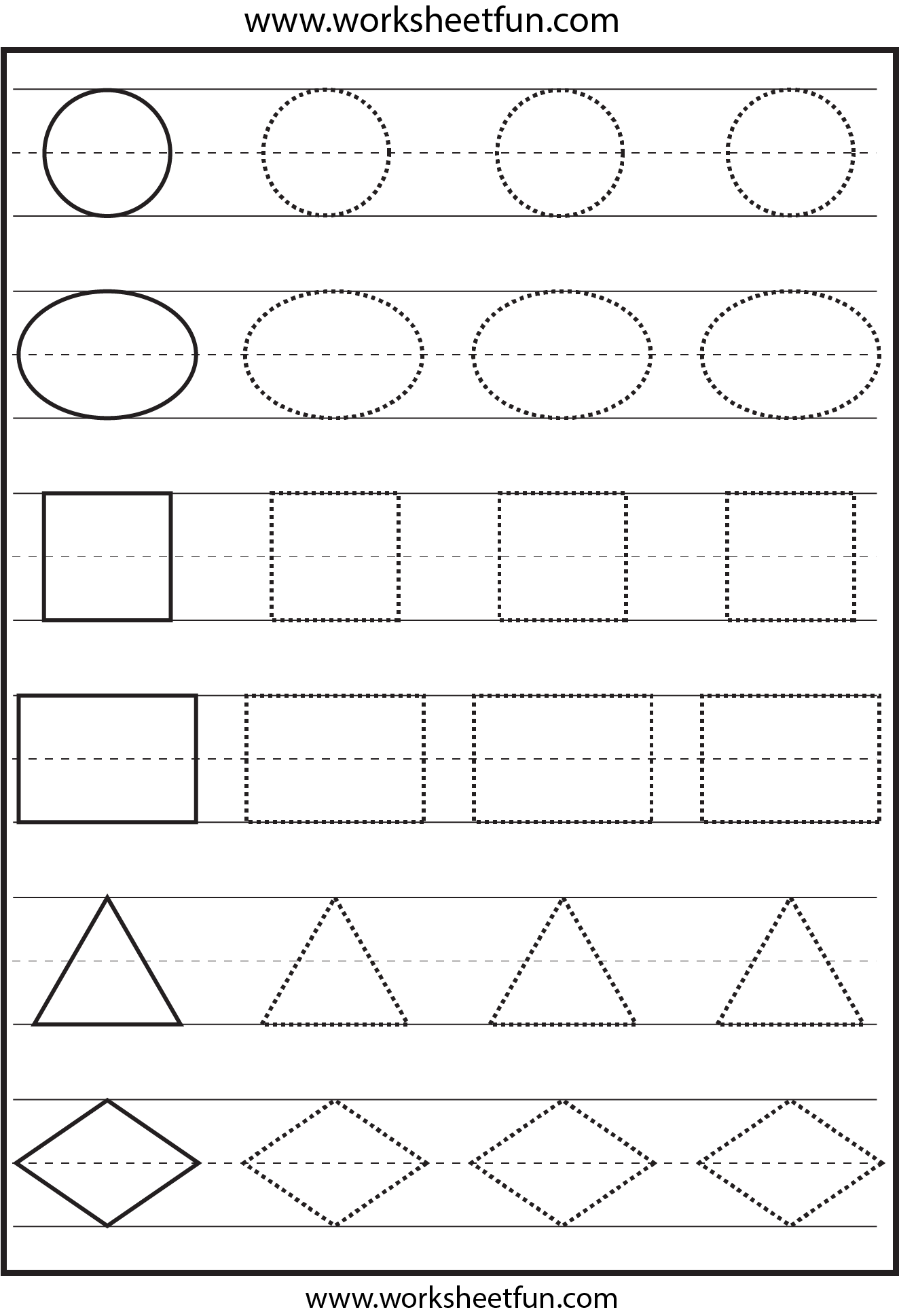 Printable Facing Math Worksheet 4th Grade