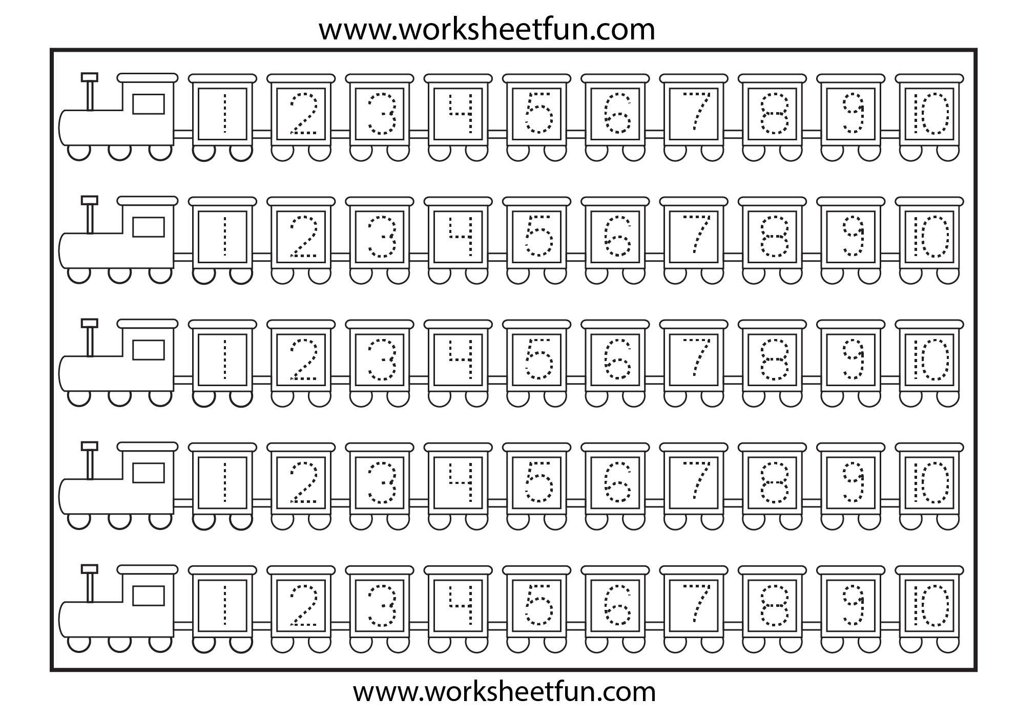 New 981 Free Printable Worksheets Counting To 30