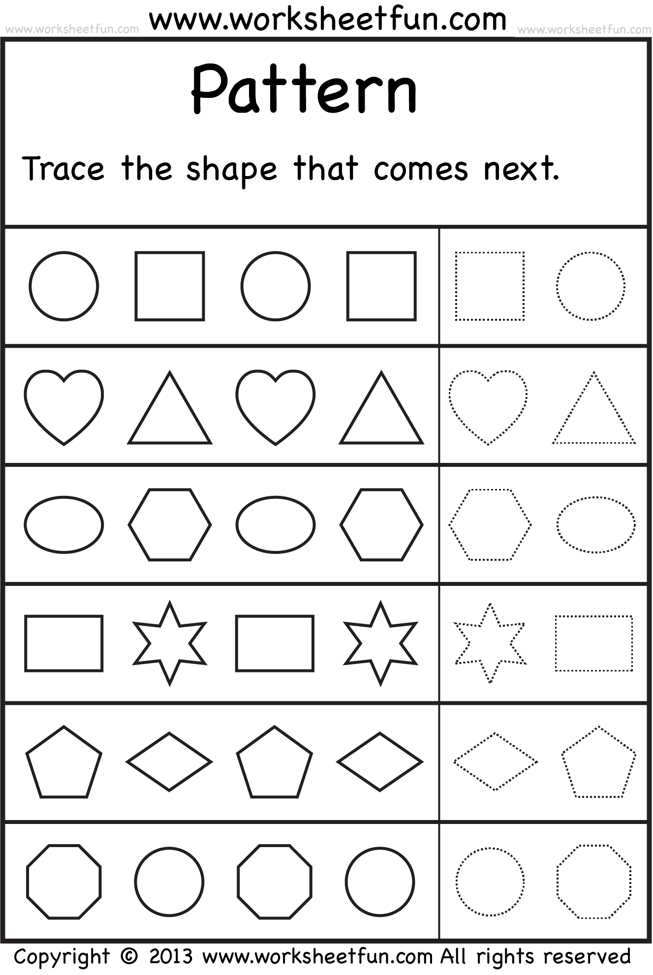 Count Worksheets And Free Printable Worksheets