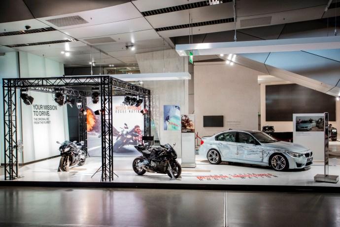 BMW Welt Sonderausstellung - Mission : Impossible – Rogue Nation