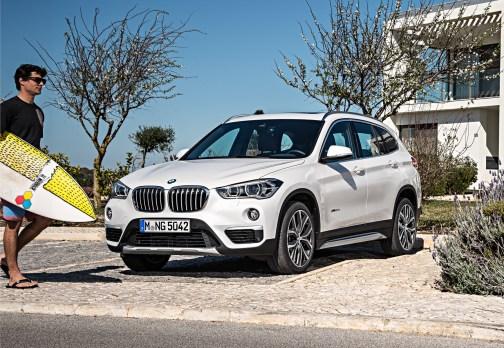 2015 BMW X1 xDrive25i Testfahrt (c) BMW AG