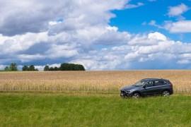 2015 BMW X1 xDrive25i Testfahrt (c) WORLDTRAVLR