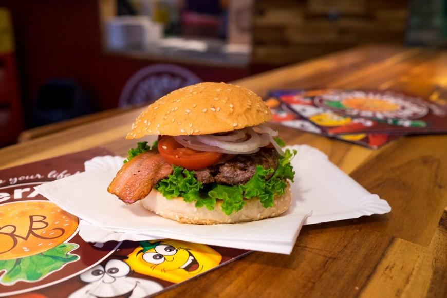 Bio Burger Meister