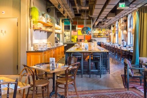NENI Restaurant Hamburg