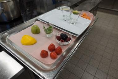 Grand Resort Bad Ragaz Cuisine Équilibrée mit Renato Wüst