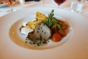 Grand Resort Bad Ragaz - Cuisine Équilibrée im Restaurant Bel-Air