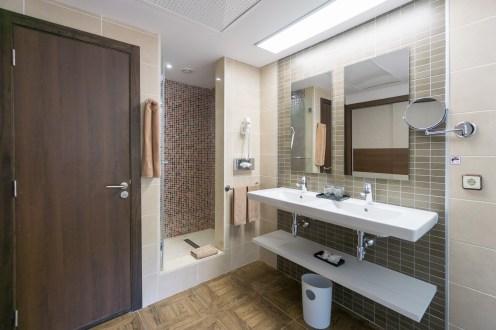 Renoviertes Badezimmer