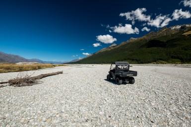 Delta Discovery Neuseeland - 4WD Eco-Tour