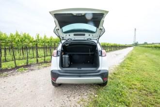 Opel Crossland X - Kofferraum
