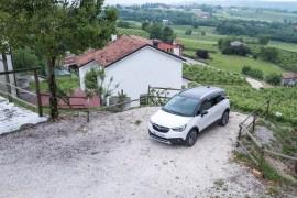 Opel Crossland X - Schnee Weiß