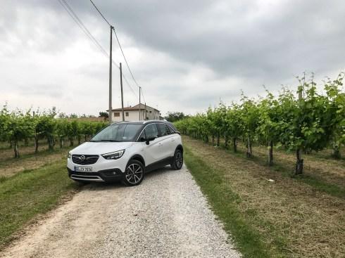 Opel Crossland X - Das Familienauto?
