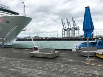 Auckland City Tour, Hafen