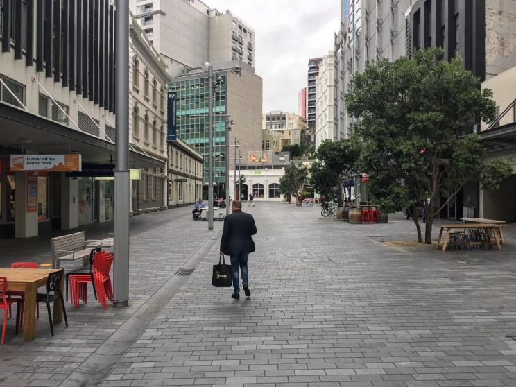 Fort St Auckland