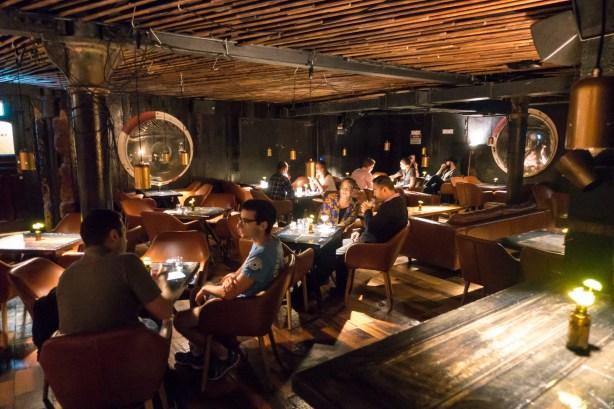 Caretaker Bar Auckland, Neuseeland